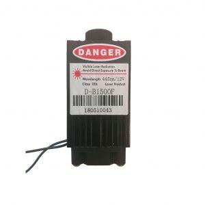 Laser engrave başlık 445nm 12V D-B1500F
